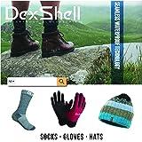 Dexshell Ultralite Biking Waterproof Socks, Hi-Vis