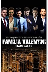BOX Família Valentini eBook Kindle