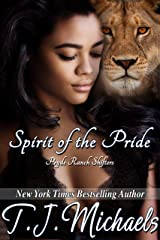 Spirit of the Pride (Pryde Ranch Shifters Book 1) Kindle Edition