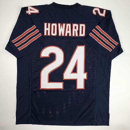 Unsigned Jordan Howard Chicago Blue Custom Stitched Football Jersey Size  Men s XL New No Brands  d578eea7af0c