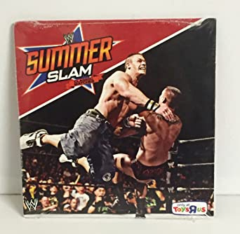 Amazon com: WWE Summer Slam Classic matches Store Exclusive