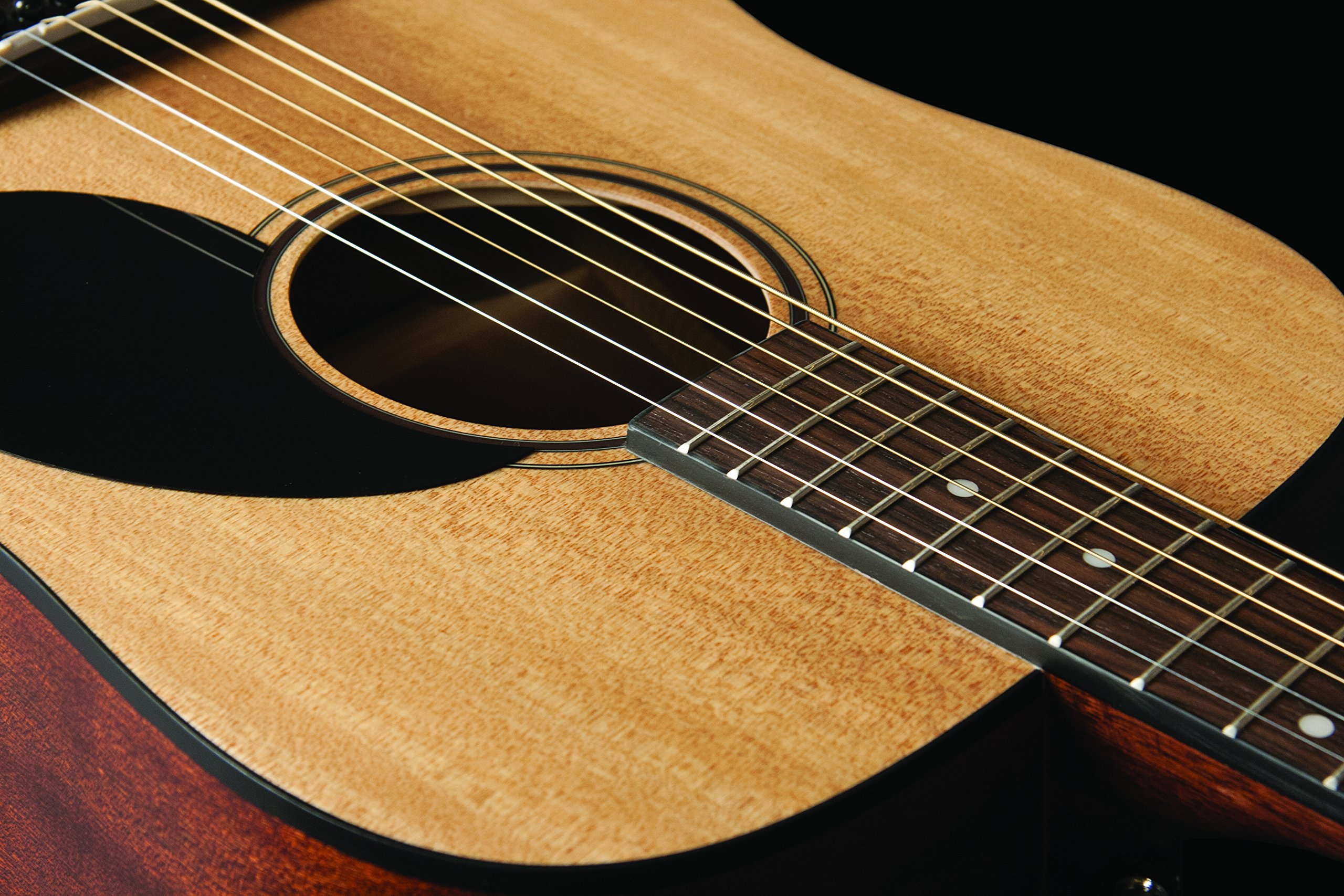 Jasmine S35 Natural Acoustic Guitar With Learn To Play
