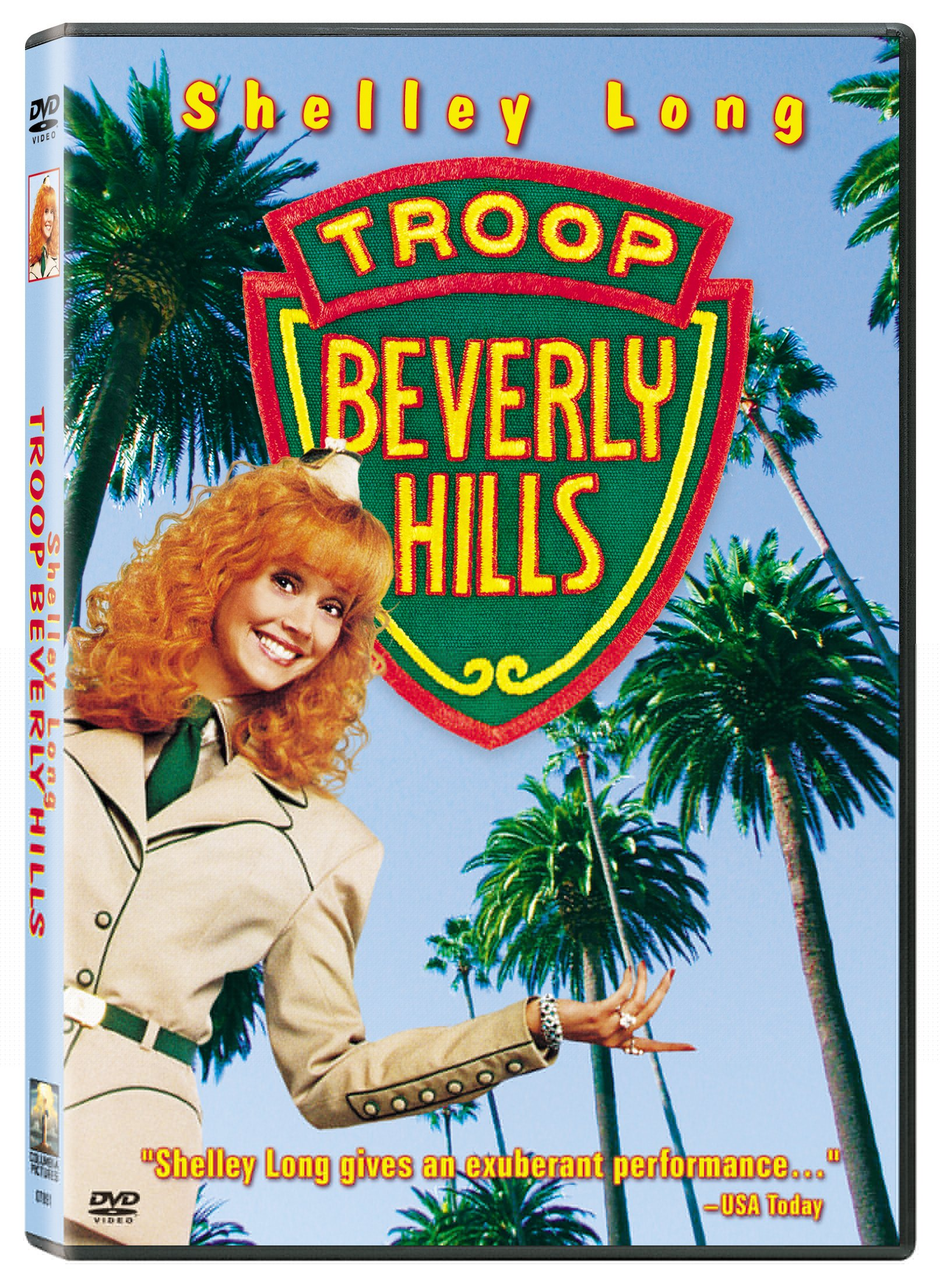 DVD : Troop Beverly Hills (, Dubbed)