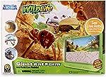 Uncle Milton Giant Ant Farm - Large Viewing Area - Care