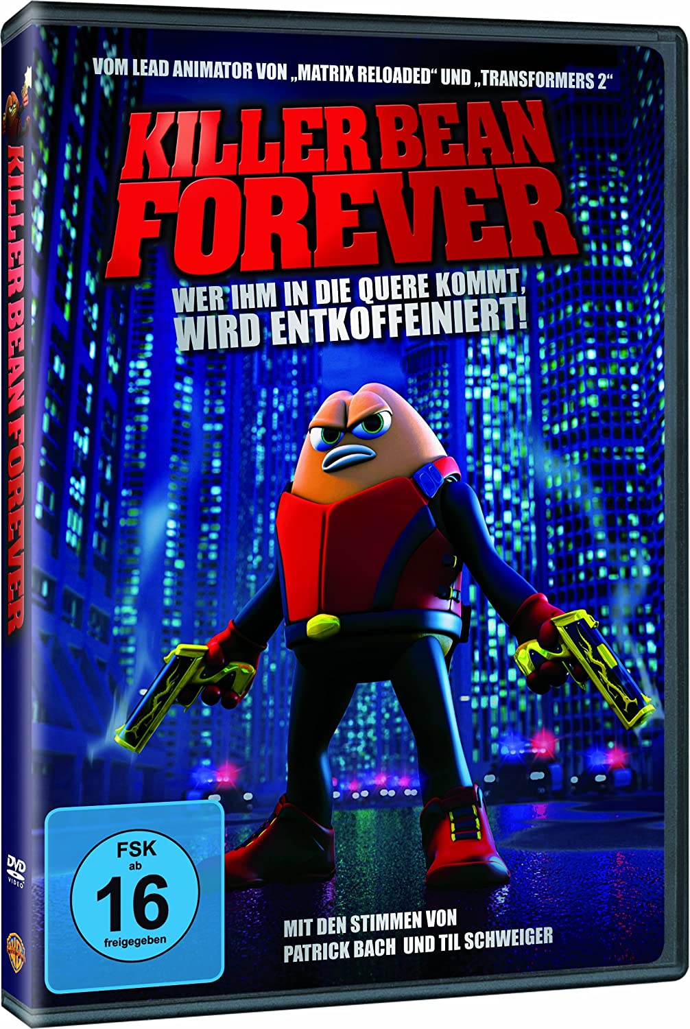 Peachy Dvd Killer Bean Forever Import Allemand Amazon Co Uk Pabps2019 Chair Design Images Pabps2019Com