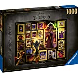 Ravensburger Disney Villainous Jafar 1000 Piece Jigsaw Puzzle for Adults – Every Piece is Unique, Softclick Technology Means Pieces Fit Together Perfectly