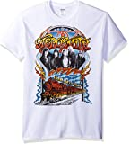 FEA Men's Aerosmith Train Kept a Rollin T-Shirt