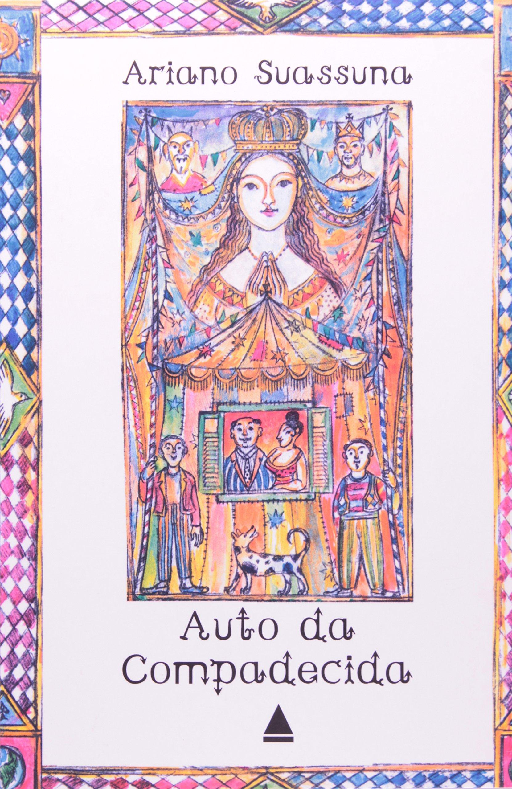 Auto da Compadecida (Em Portugues do Brasil): Ariano Suassuna: 9788520937822: Amazon.com: Books
