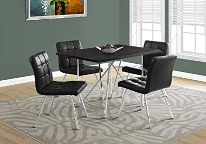 Amazon Com Monarch Specialties I 1039 Dining Table 32 X