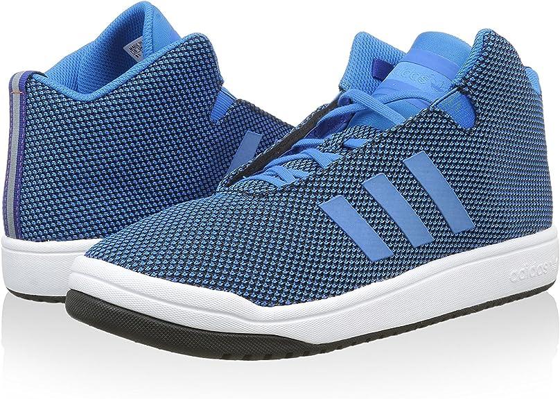 adidas Veritas, Chaussures en Forme de Bottines Homme, Bleu