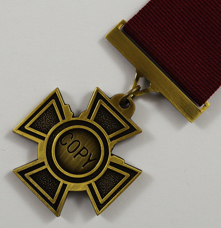George//Croix de Victoria Plus de Collector Medals 2/Taille compl/ète la premi/ère Guerre Mondiale WW2/Service m/édailles