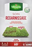Vilmorin 4466314 Soins Regarnissage Universel 2-en-1, Vert, 1 kg
