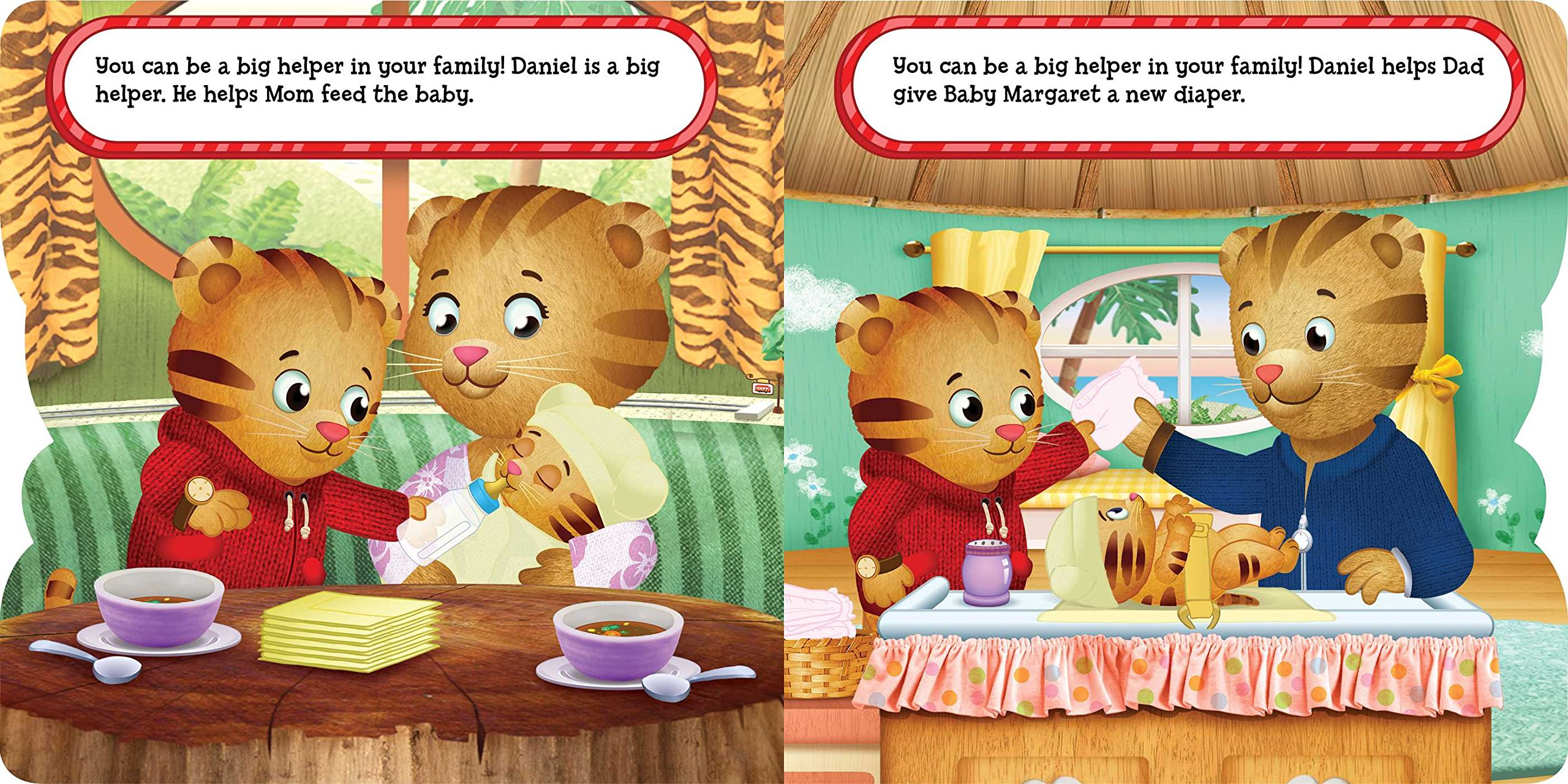Big Brother Daniel (Daniel Tiger's Neighborhood): Angela C ...
