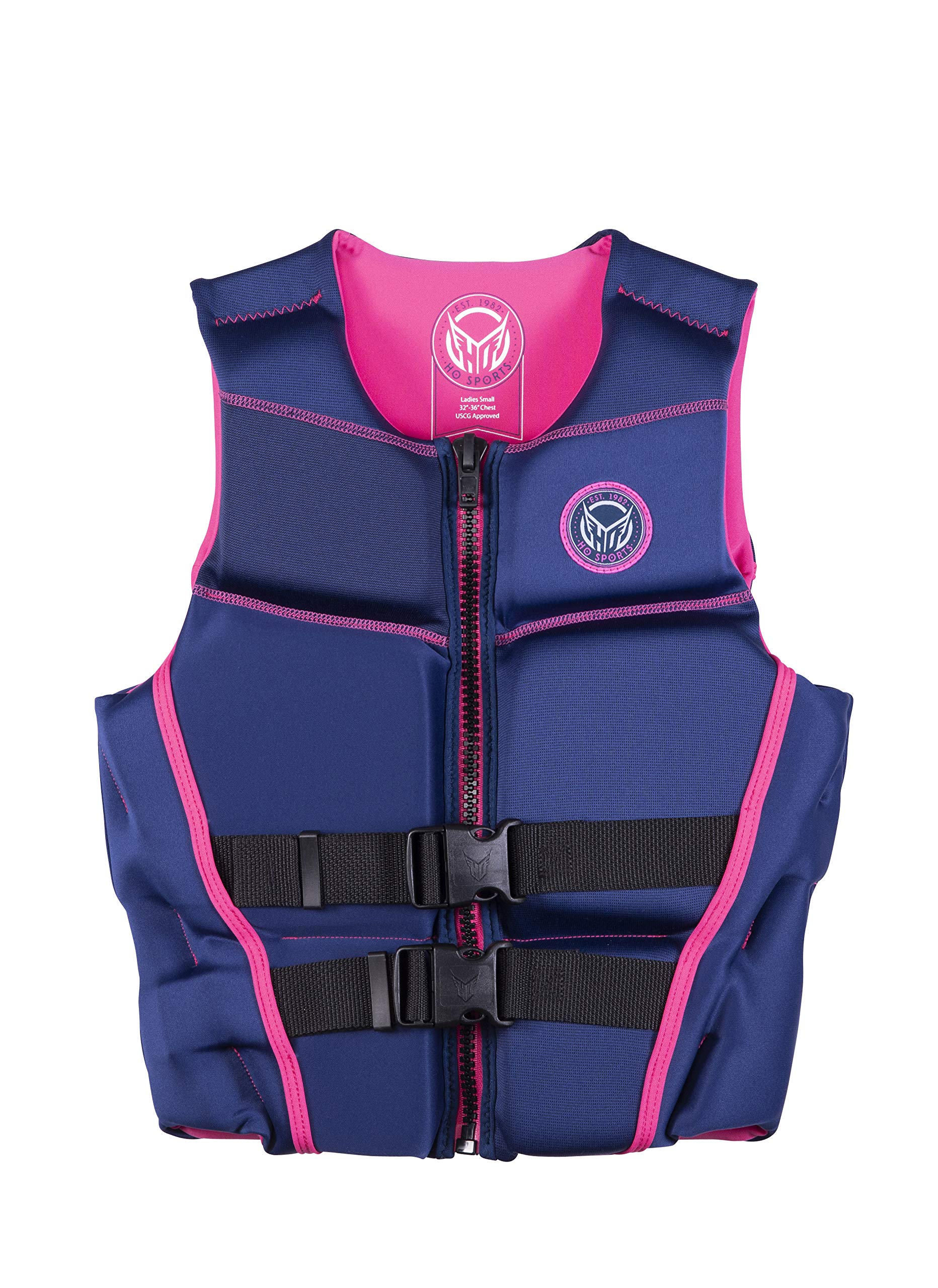 HO Sports 2019 Women System Ski Wakeboard Wakesurf Vest Jacket L by HO Sports