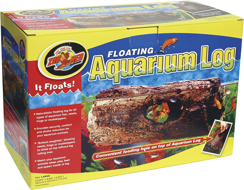 Zoo Med Floating Aquarium Log, Large