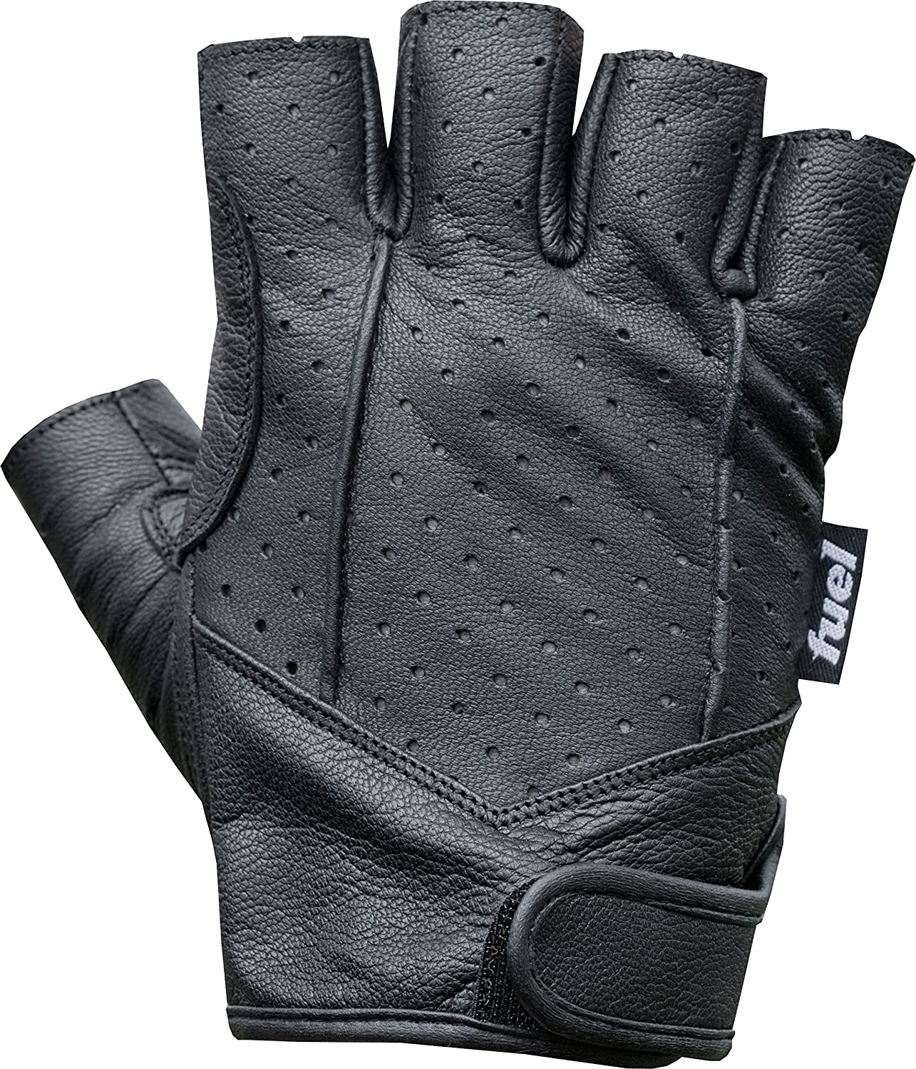 Fingerless gloves canada - Fuel Helmets Fuel Fingerless Gloves Black Biking Gloves Amazon Canada