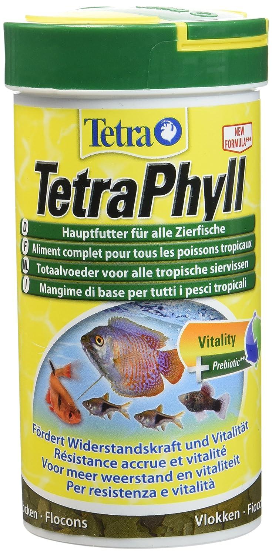 TetraPhyll Hauptfutter für alle pflanzenfressenden Zierfische 727687