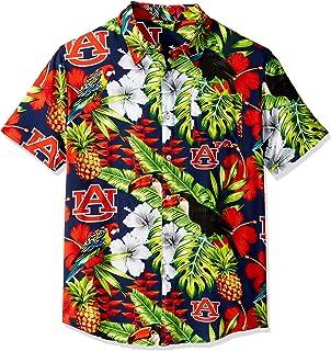 Amazon.com   NFL Mens Floral Tropical Button Up Shirt   Sports ... 8e8ce54aa
