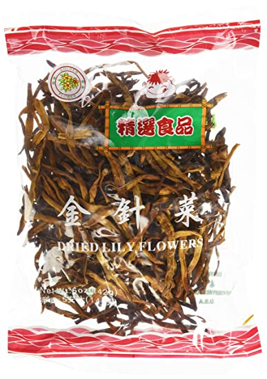 Amazon Golden Flower Dried Lily Flowers 5oz Package Dried