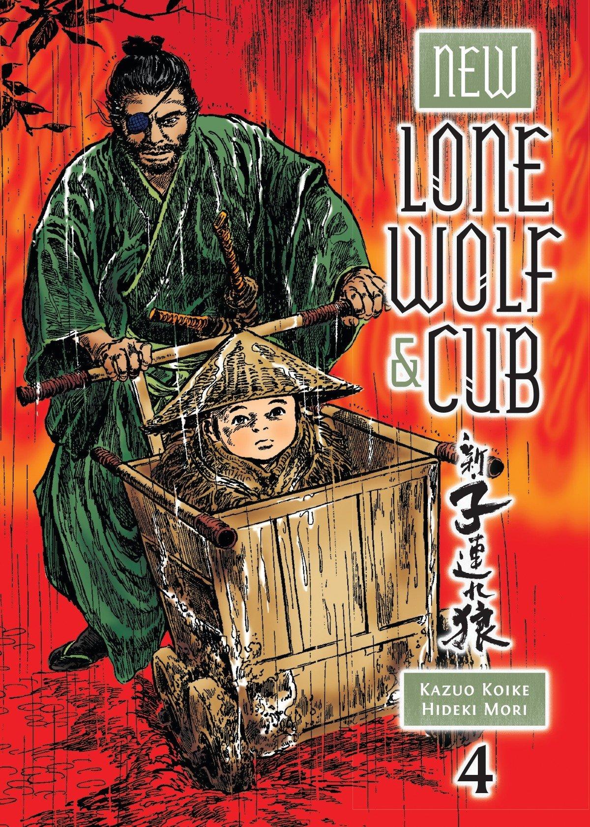 New Lone Wolf and Cub Volume 4 by Dark Horse Manga