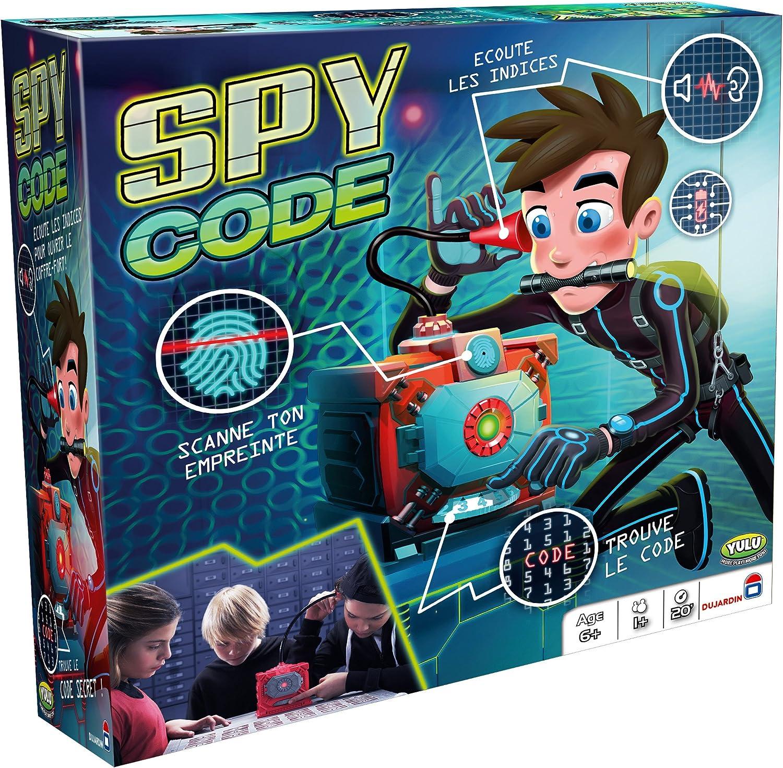Carrefour-1341274 Spy Code, Multicolor (1341274): Amazon.es ...