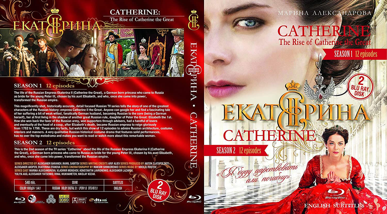 ekaterina the rise of catherine the great season 2