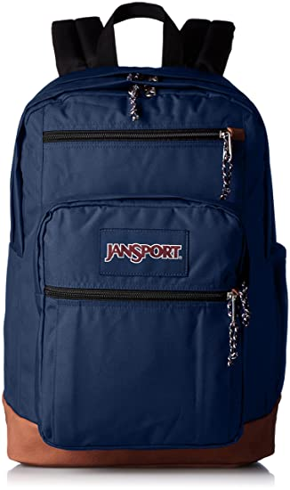 Amazon.com: JanSport Cool Student Backpack (Navy): Toys & Games