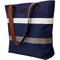 Aleah Wear Shoulder Tote Bag Purse Handbag For Women   For Work School Travel Business Shopping