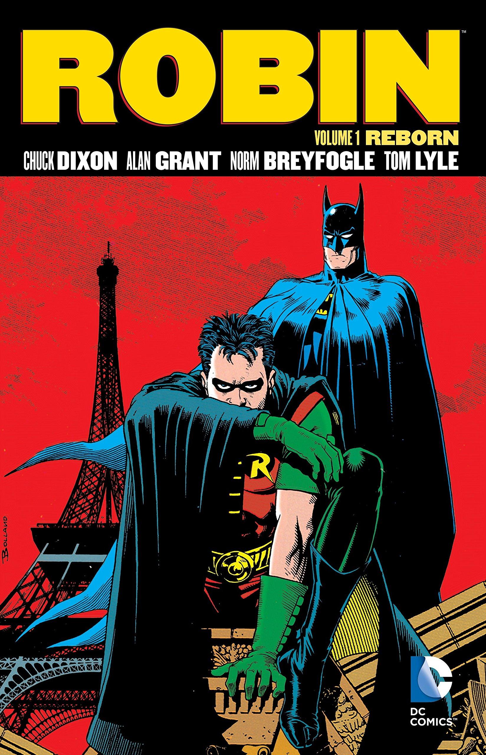 Robin TP Vol 1 Reborn (Robin 1): Amazon.es: Dixon, Chuck ...
