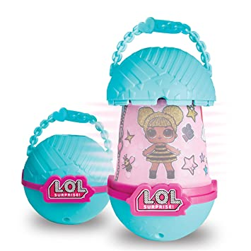 LOL Surprise 271LOL GoGlow - Linterna y luz Nocturna, Color Rosa: Amazon.es: Juguetes y juegos