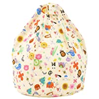 Cotton Party Animal Bean Bag Child Size