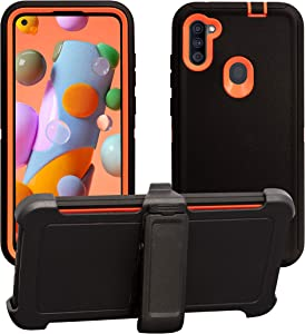 AlphaCell Cover Compatible with Samsung Galaxy A11 (6.4