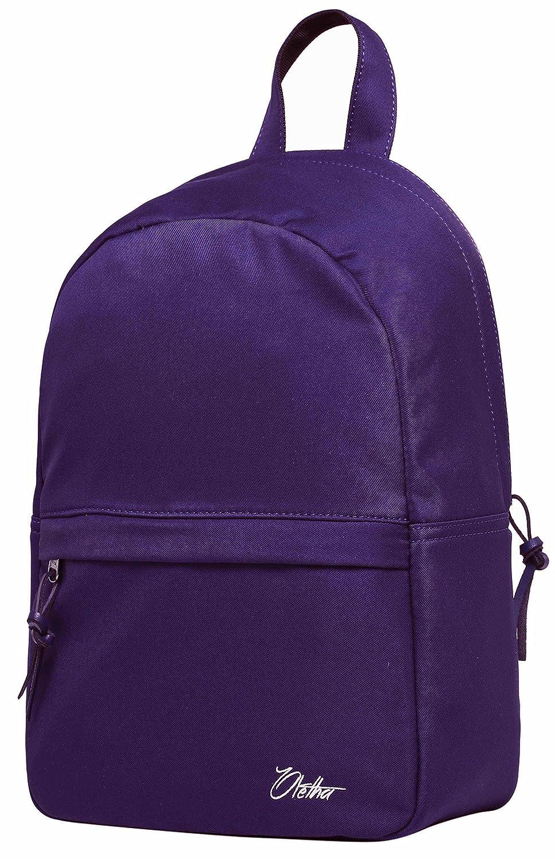 6b7f1c36fdd Amazon.com  OLETHA Mini Daypack Small Backpack Purse   Fits A4 Size Paper    13