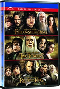Lord of the Rings - Theatrical Trilogy (Triple Feature) (Bilingual)