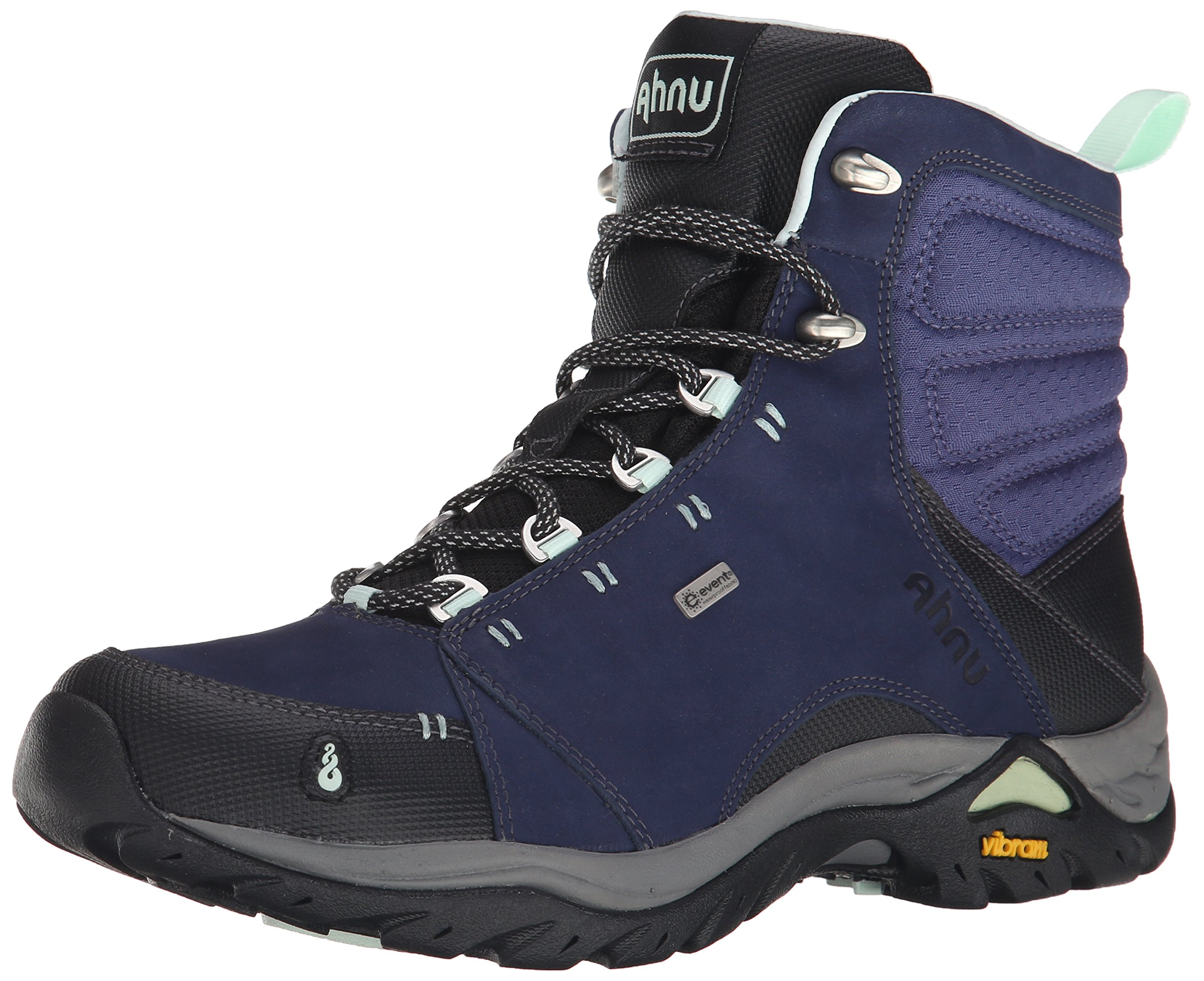 Ahnu Women's Montara Waterproof Boot,Midnight Blue,9 M US