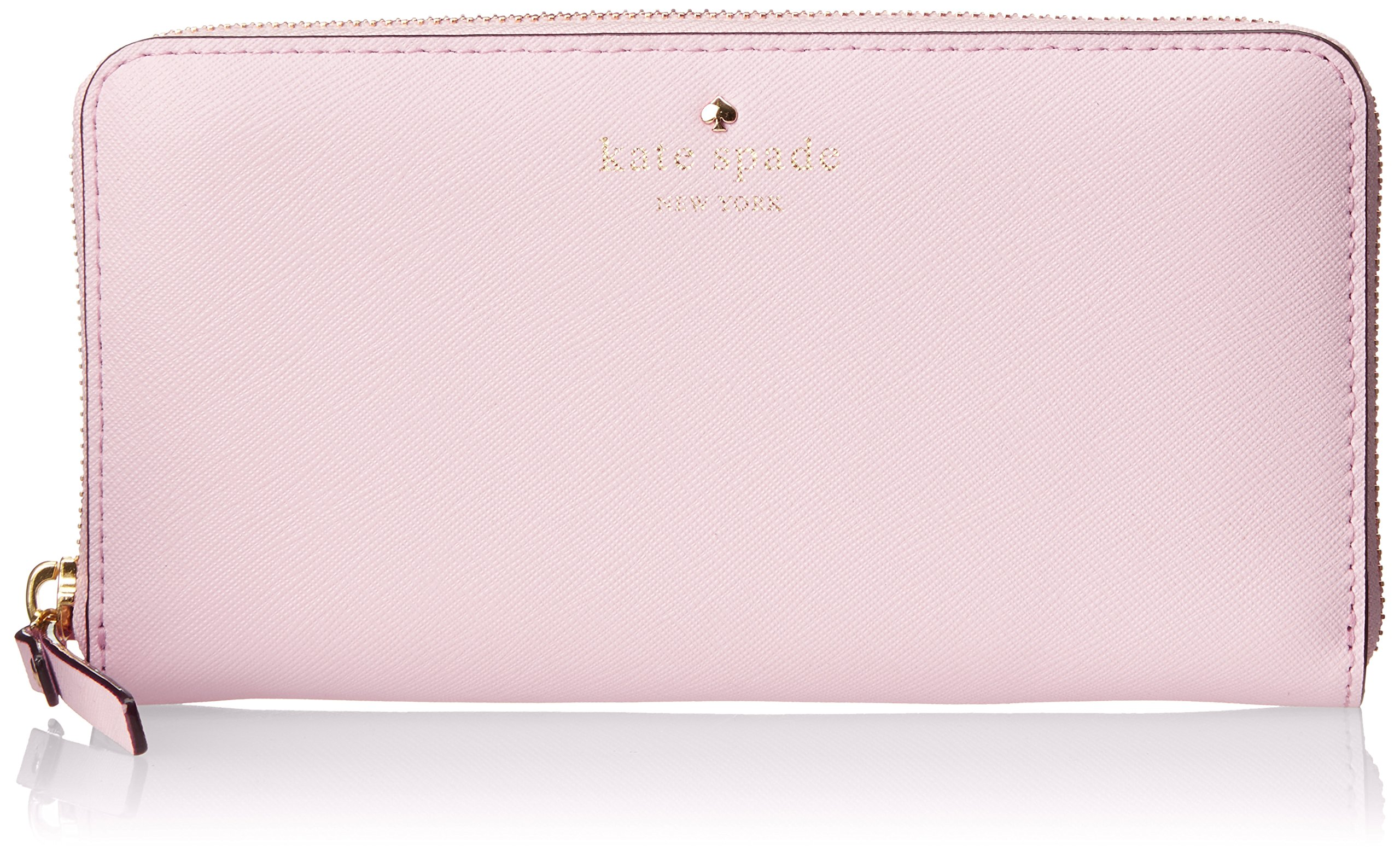 kate spade new york Cedar Street Lacey Wallet, Pink Blush, One Size