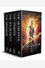 The Seven Kingdoms - Books 4-7 (Seven Kingdoms Box Sets Book 2) Kindle Edition
