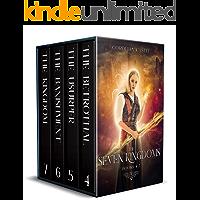The Seven Kingdoms - Books 4-7 (Seven Kingdoms Box Sets Book 2)