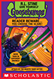 Attack of the Beastly Babysitter (Give Yourself Goosebumps #18)