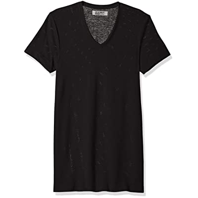 2(X)IST Men's Mesh V-Neck | .com