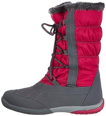 Lico Scarlett - Botas de nieve para niñas, color pink (pink/gris), talla 38