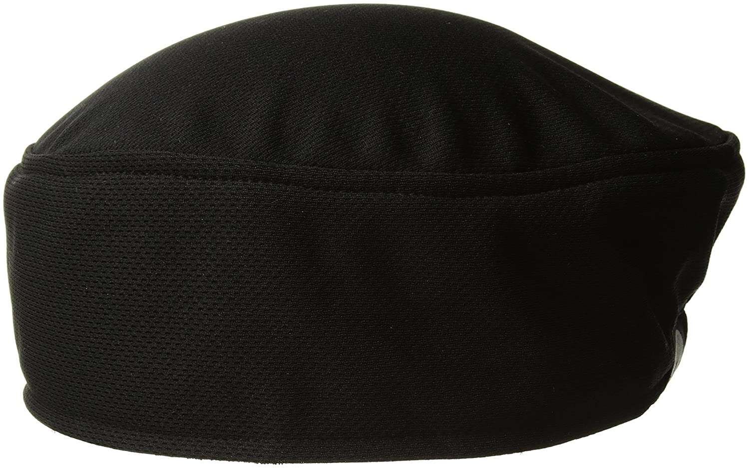 Chef Works Total Vent Beanie Black X-Large DFAO-BLK-LXL