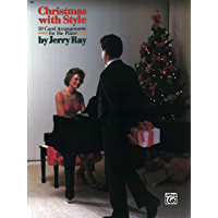 Christmas with Style: For Early Advanced to Advanced Piano book cover