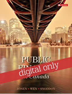 Isbn 9780070071834 public finance in canada, 4th canadian.