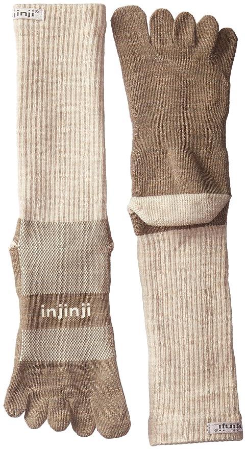 Injinji 2.0 al Aire Libre Midweight Crew NuWool Calcetines: Amazon.es: Deportes y aire libre