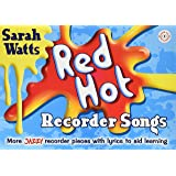 Red Hot Recorder Songs