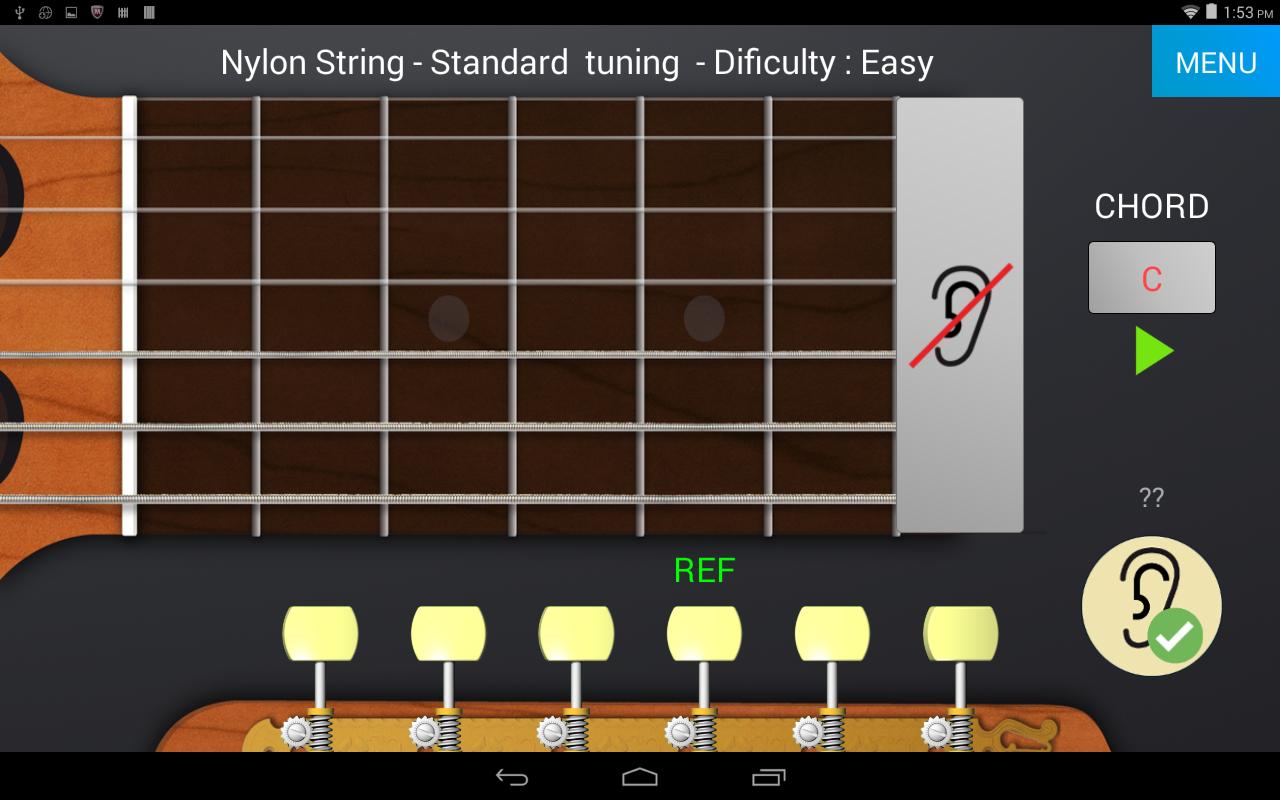 Afina de oído Guitarra Premium: Amazon.es: Appstore para Android