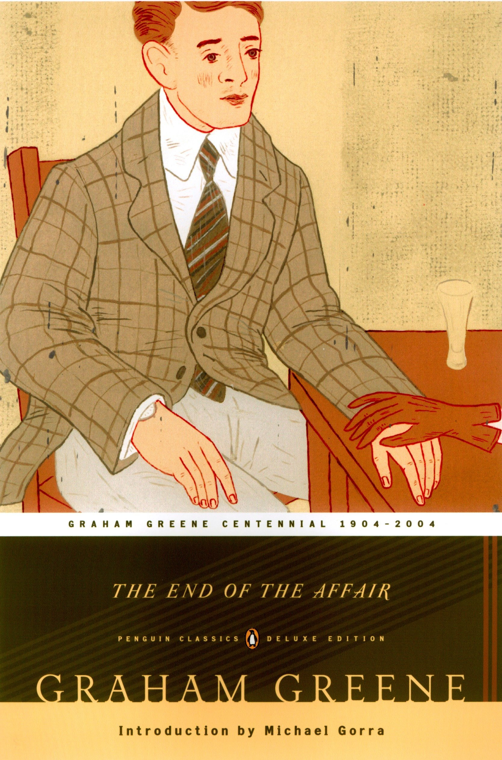 The End of the Affair (Penguin Classics Deluxe Edition) ebook
