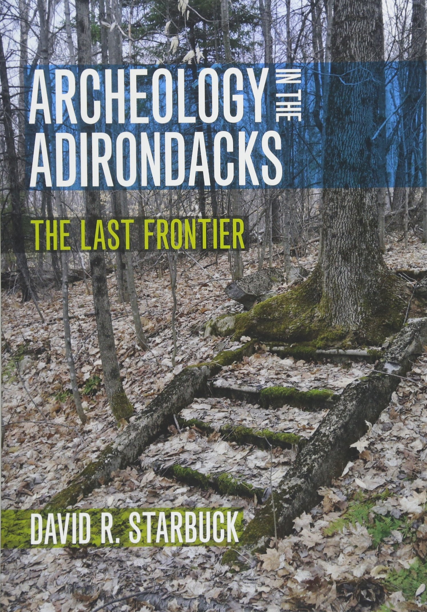 Archeology in the Adirondacks: The Last Frontier ebook