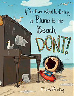 Extremely cute animals operating heavy machinery kindle edition by if you ever want to bring a piano to the beach dont fandeluxe Image collections